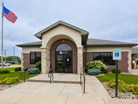 First Credit Union Exterior View