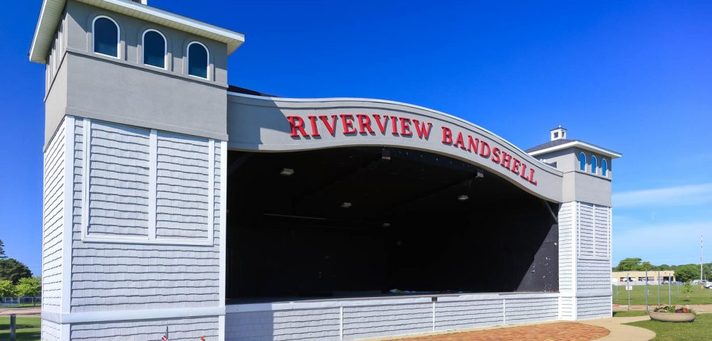Riverview Bandshell